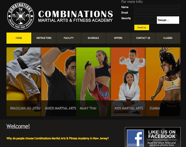 WEBSITE-Combinations-Martial-Arts