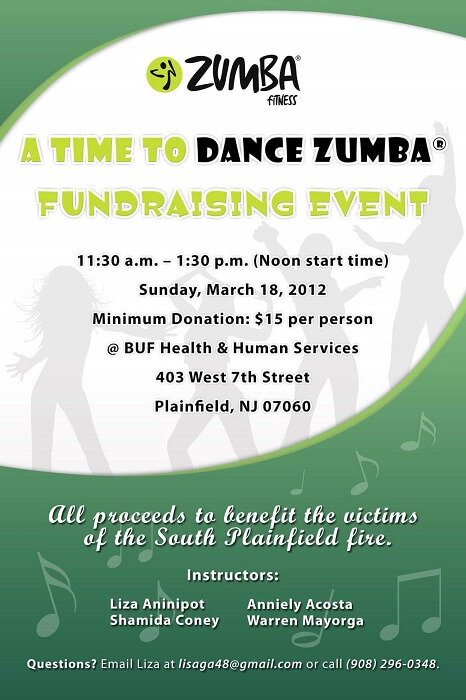 LOGO-MARKETING-Zumba-Event-flyer